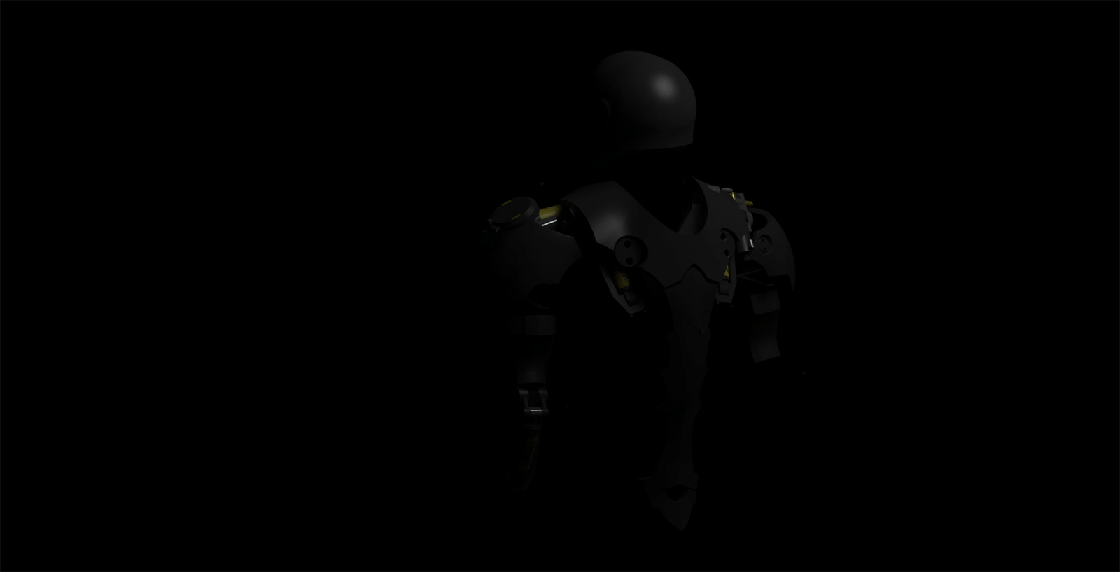 Warman - a cutting-edge military exoskeleton